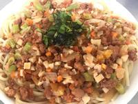 台式風味~辣味番茄肉醬義大利麵