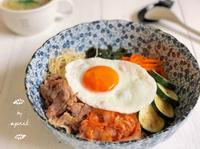 韓式烤肉拌飯【大同分離式電子鍋】