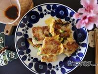台式早餐~蔥花蛋蘿蔔糕