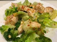 高蛋白「雞胸生菜大鍋炒」250卡