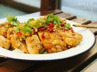 🍋泰式椒麻雞🌶️