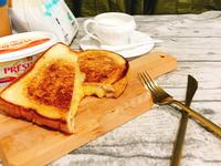 五星主廚快餐車🚐慢煎奶油起司三明治