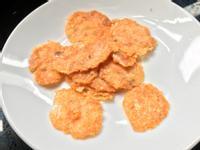 三文魚米餅 鮭魚米酥 寶寶餅(嬰兒食譜)