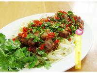 泰式料理~椒麻雞
