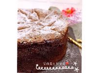 無油經典巧克力蛋糕
