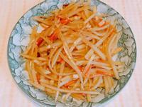 醋溜土豆絲(馬鈴薯絲)