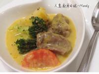 日式忌廉(奶油)南瓜牛腩濃湯