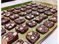 夏威夷豆巧克力燕麥餅乾