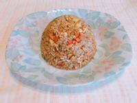 鮭魚蛋炒飯