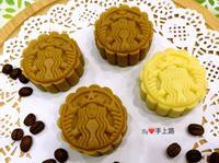應景中秋月餅《☕️咖啡綠豆糕☕️》