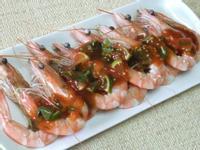 ღ小吟愛做菜ღ 檸檬酸辣鮮蝦(川燙菜)