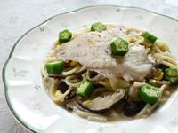 【十分輕鬆料理DIY】奶油培根焗麵佐鯛魚片