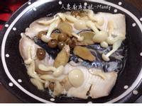 薑香破布子蒸虱目魚肚【好菇道好食光】
