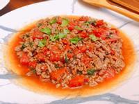 泰式番茄肉醬~超下飯簡易便當菜!