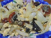洋蔥拌炒雙色蛋