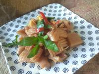 十分鐘上菜─五味醬拌魷魚