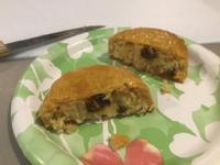 節慶-奶油椰絲葡萄乾月餅