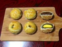 【中秋節】蛋黃酥