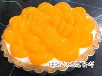 橘瓣乳酪慕斯塔(6吋)