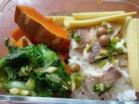 上班族料理《樹子鯛魚片》