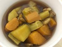 超簡單黑糖薑汁地瓜湯