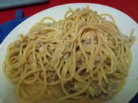 [Hell-o Kitchen]台灣起司(豆腐乳)義大利麵