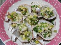 蒸烤海扇貝