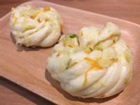 【寶寶食譜】高麗菜花捲饅頭(電鍋料理)