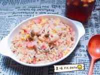 菇菇培根燉飯😋電鍋版【好菇道好食光】