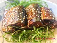 佃煮秋刀魚(魚骨可食)