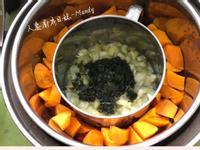 副食品-海帶芽絲瓜、紅蘿蔔地瓜冰磚