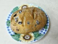 手揉歐式麵包