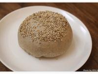豆渣料理-白芝麻黑豆渣起司麵包