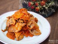韓國泡菜炒豬肉・韓國媽媽傳授美味秘訣分享