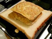 vitantonio:玉米絞肉蛋熱壓吐司