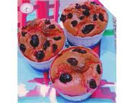 蔓越莓火龍果蛋糕