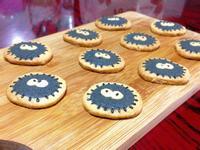 【萬聖節】小黑炭餅乾