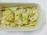 烤泡菜蒜味豆腐