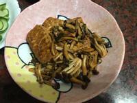 小萬上菜-香煎雞蛋豆腐