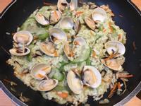 【寶寶食譜】絲瓜蛤蜊燉飯