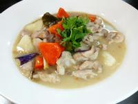 泰式綠咖哩嫩雞