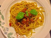 🍅紅醬培根義大利麵🍅