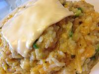 十分輕鬆料理DIY 南瓜野菇燻雞焗飯