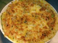 [十分輕鬆料理DIY]培根蝦仁米披薩