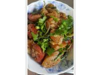 糯米腸炒香腸(大腸炒小腸)