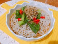 柴魚藜麥湯麵