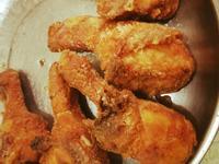 (煮食影片)韓式炸雞 (半半口味)