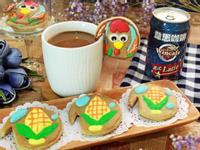【黑松】感恩節咖啡佐火雞杯緣餅乾