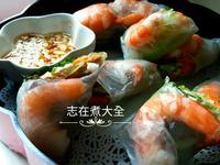 越南米紙卷-峴港BanyanTree食譜