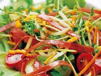 鹽麴蕃茄蔬菜沙拉